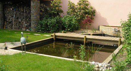 bassin de jardin geometrique bassin de jardin. Black Bedroom Furniture Sets. Home Design Ideas