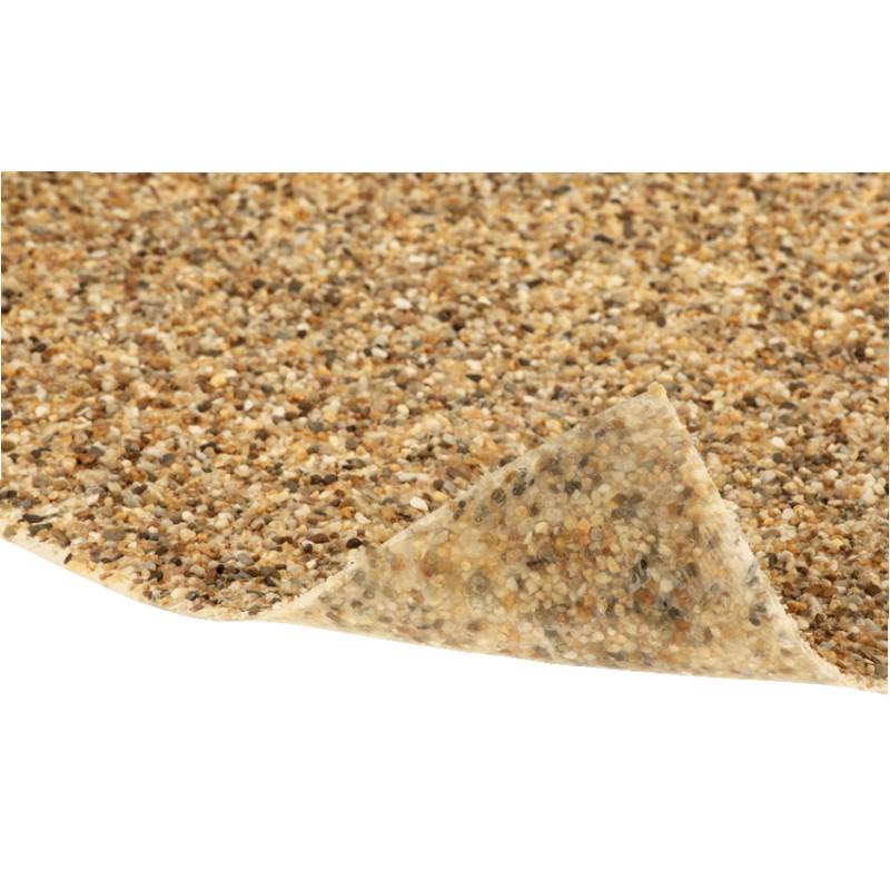 B che pour bassin effet sable for Bache epdm de couleur