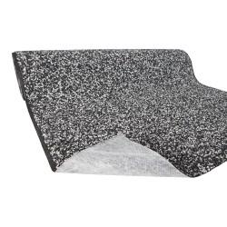 ROULEAU DE BÂCHE GRAVILLONNÉE larg 0.60M granit gris